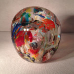 Recycle Bubble Paperweight